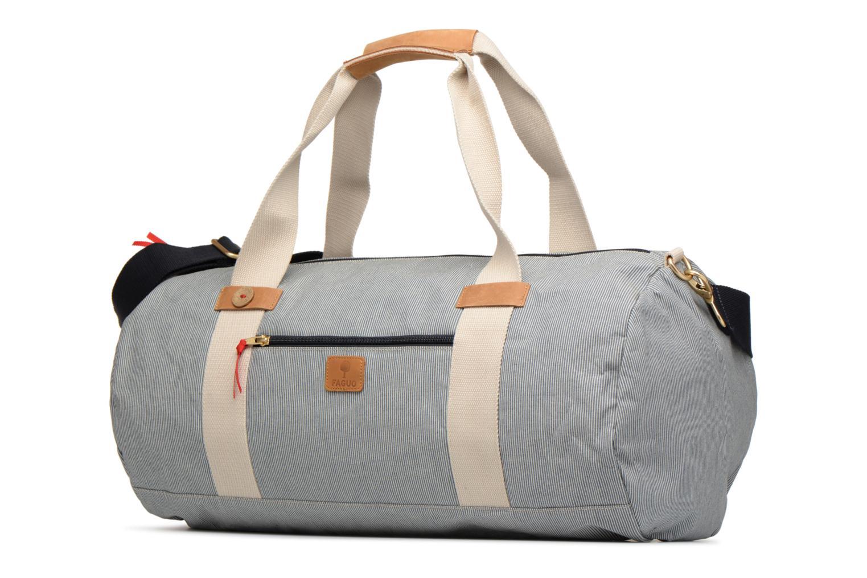 Reisegepäck Faguo BIGDUFFLE01 blau schuhe getragen