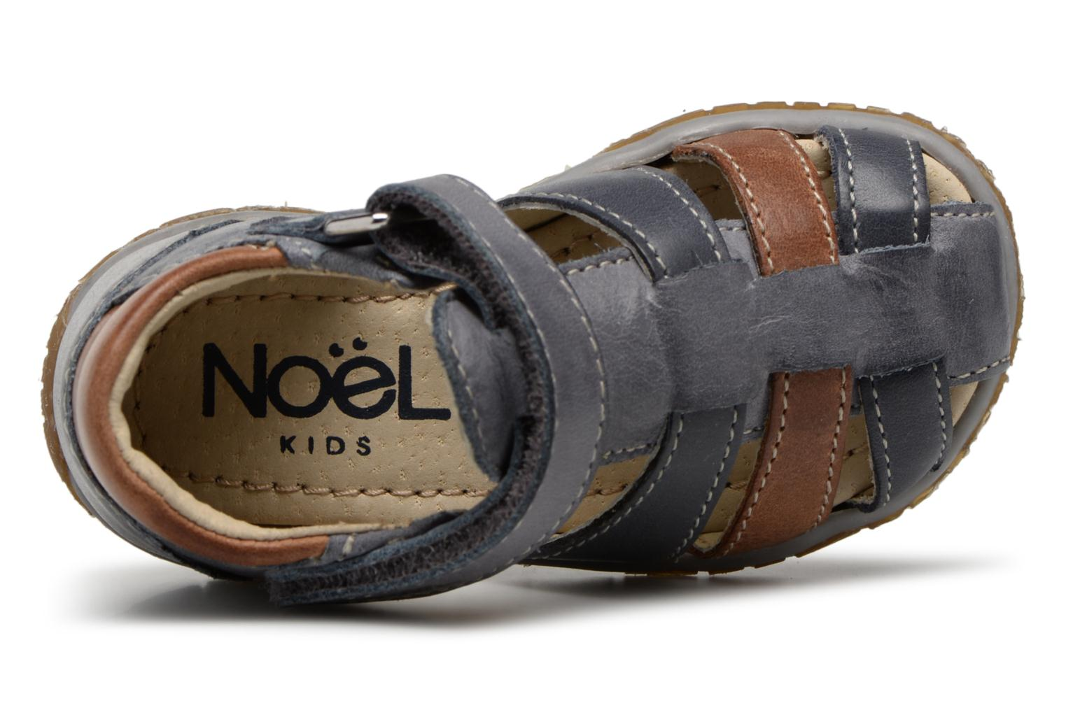 Sandalen Noël MINI TIN 1 Grijs links