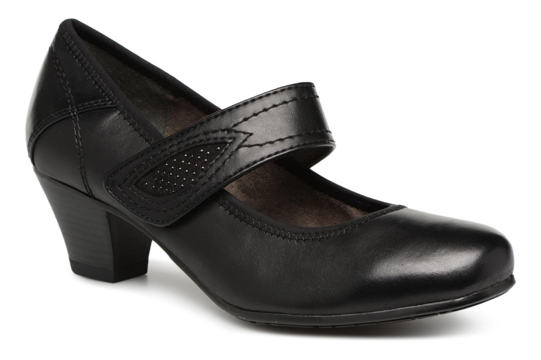 Últimos recortes de precios Jana shoes LUGA (Negro) - Zapatos de tacón chez Sarenza