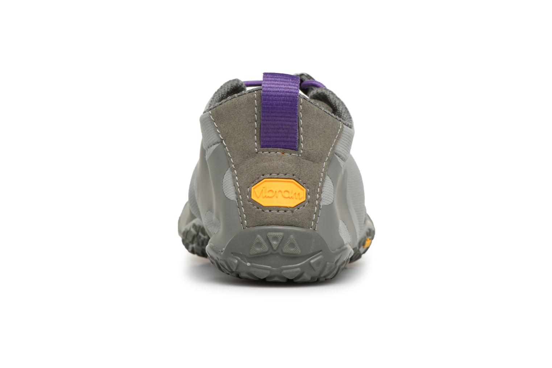 Chaussures de sport Vibram FiveFingers V-Alpha Gris vue droite