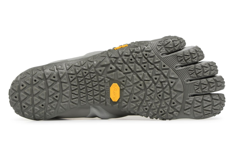 Chaussures de sport Vibram FiveFingers V-Alpha Gris vue haut