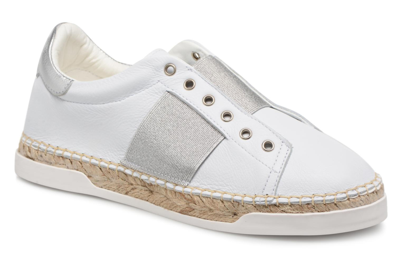 LANCRY BIS - Sneaker für Damen / weiß Canal St Martin GoUinADa4Y