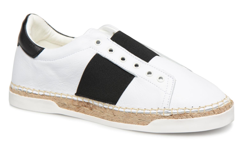 a288a3ee Grandes descuentos últimos zapatos Canal St Martin LANCRY HYBRIDE (Blanco)  - Deportivas Descuento