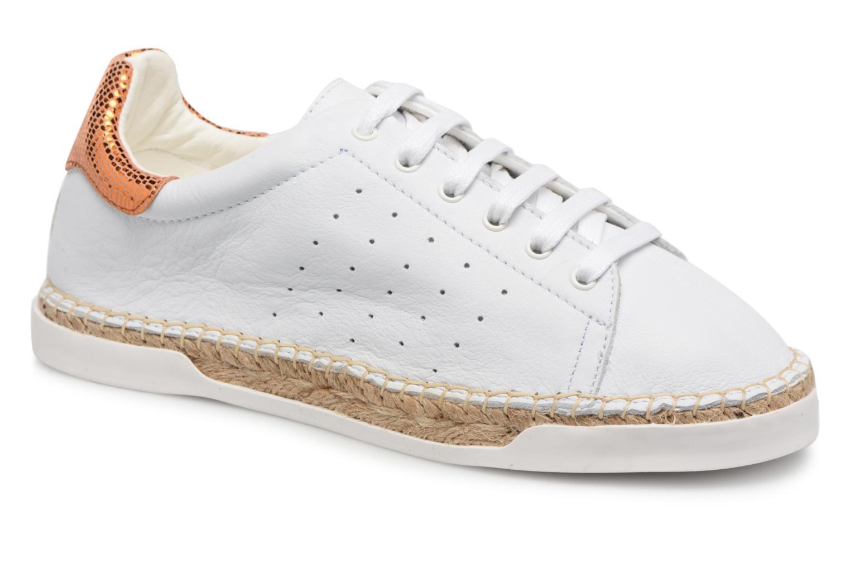 Zapatos promocionales Canal St Martin LANCRY PE18 (Blanco) - Deportivas   Descuento de la marca