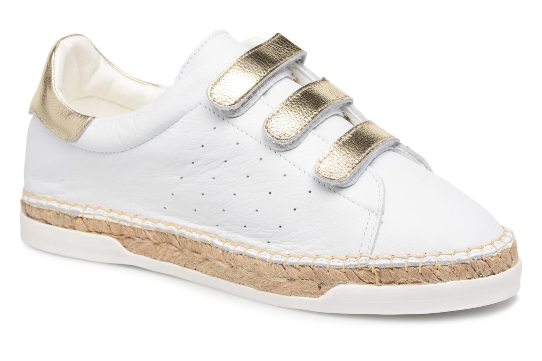Canal St Martin - Damen - LANCRY PE18 - Sneaker - weiß qr2cz