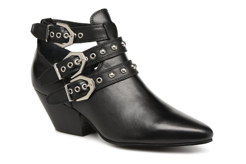 Grandes descuentos últimos zapatos Bronx Bkeaton 33990 (Negro) - Botines  Descuento
