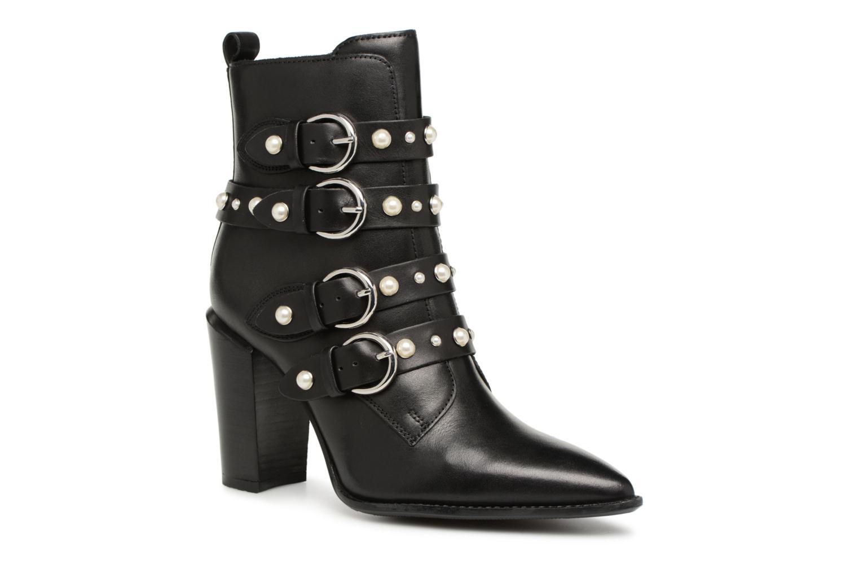 Zapatos promocionales Bronx Bamericana 33995 (Negro) - Botines    Zapatos de mujer baratos zapatos de mujer