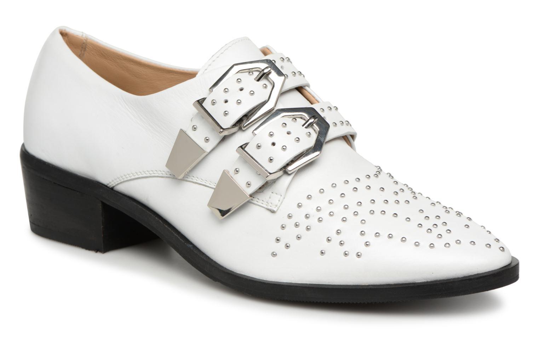 Grandes 66077 descuentos últimos zapatos Bronx Btex-chunky 66077 Grandes (Blanco) - Mocasines Descuento 0d45f4