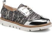 Chaussures à lacets Femme Fox derby Kript/glaS W