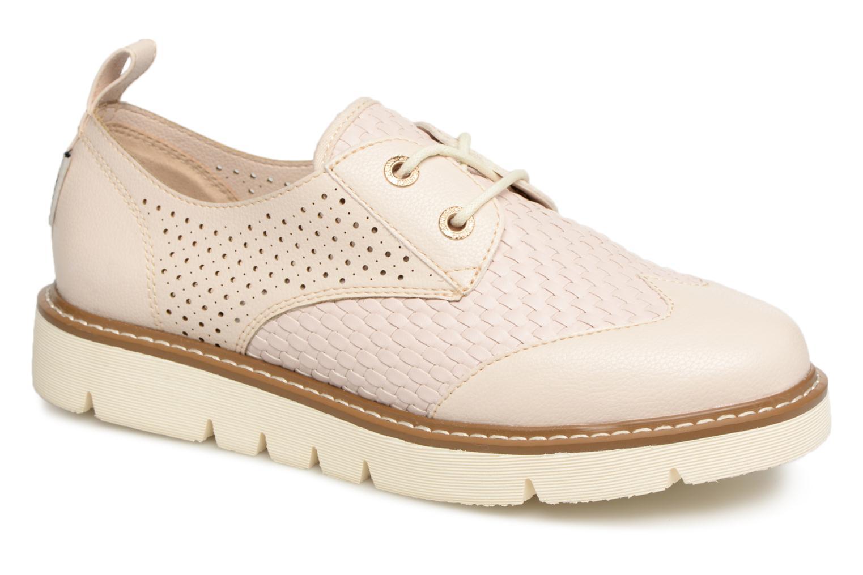 Armistice Fox derby Horse/look W (Beige) - Chaussures à lacets chez Sarenza (342581)