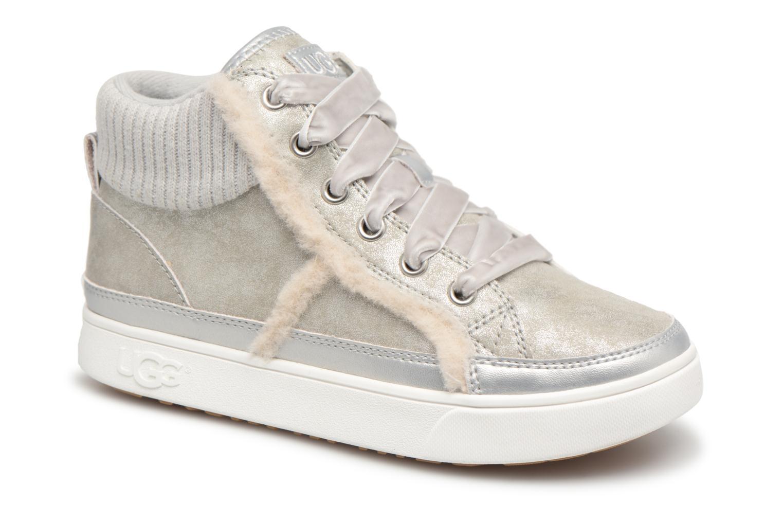 Sneaker UGG Addie K UGG Silver Sneaker Addie zvB1qnwn