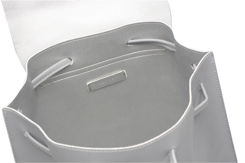 Rucksäcke Street Level Slouch thin strap backpack grau ansicht von hinten