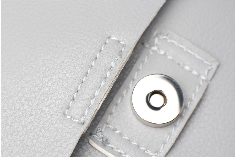 Rucksäcke Street Level Slouch thin strap backpack grau ansicht von links