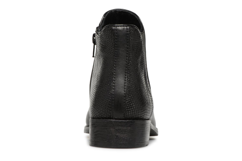 Bottines et boots Les Tropéziennes par M Belarbi NETWORK Noir vue droite