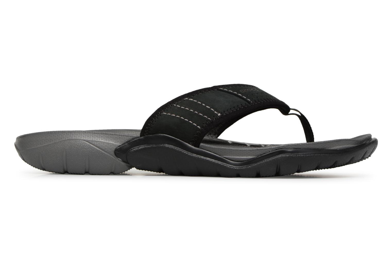 Graphite Crocs SwiftwaterFlipM SwiftwaterFlipM Black Crocs aH0tnH