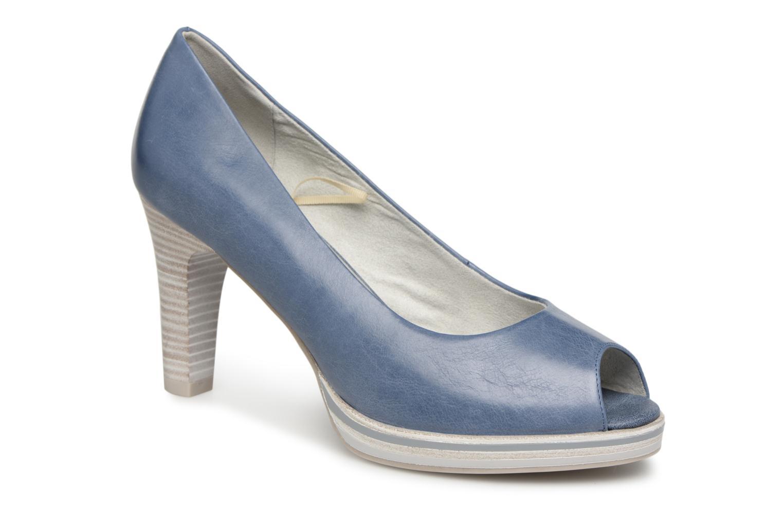 Moda barata y hermosa Marco Tozzi 2-2-29301-20 803 (Azul) - Zapatos de tacón en Más cómodo