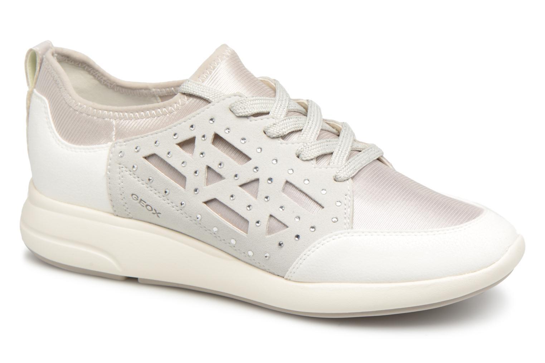 Zapatos promocionales Geox D OPHIRA B (Blanco) - Deportivas   Venta de liquidación de temporada