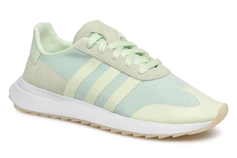 Grandes descuentos últimos zapatos Adidas Originals FLB_Runner W (Verde) - Deportivas Descuento