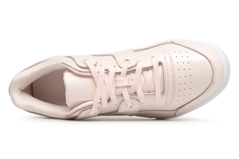 Iridescent Reebok Pale Lo Workout Plus White Pink Wvxnqa0zpw