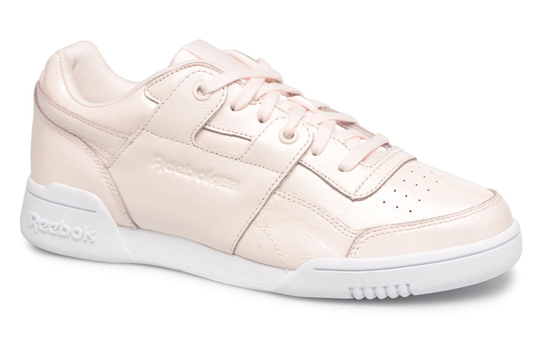 Zapatos promocionales Reebok Workout Lo Plus Iridescent (Rosa) - Deportivas   Los zapatos más populares para hombres y mujeres