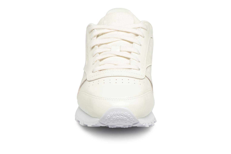 Reebok Leather Patent Leather Patent Classic Classic White White Reebok qwppzRI