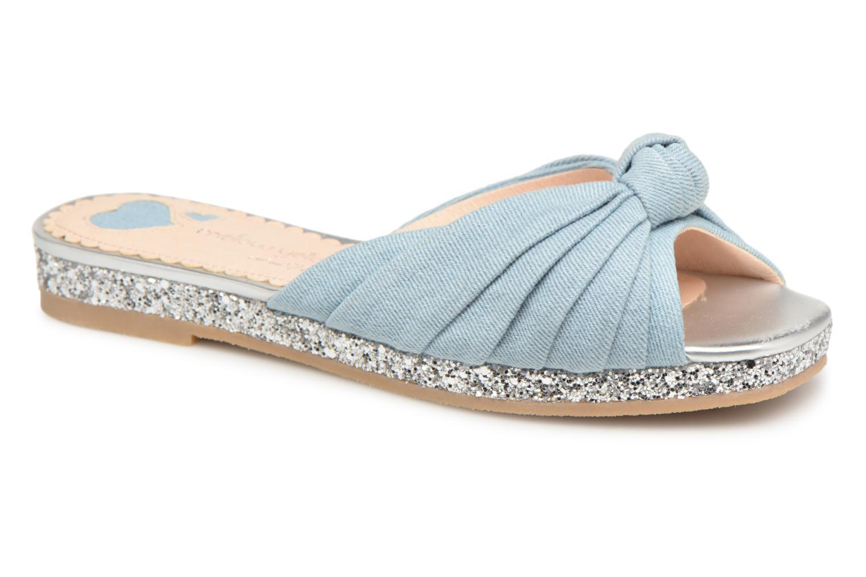 Zapatos promocionales Mellow Yellow DADEMINE 2 (Azul) - Zuecos   Venta de liquidación de temporada