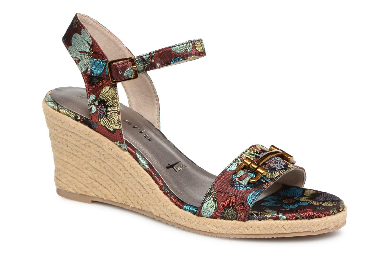 Zapatos promocionales Tamaris 28048 (Multicolor) - Alpargatas   Venta de liquidación de temporada