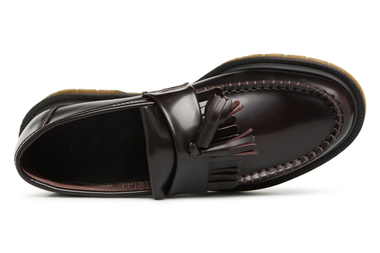4dc7ba3f159 Zapatos promocionales DR. Martens Adrian W (Vino) - Mocasines Los ...