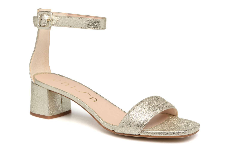 Zapatos promocionales Unisa Katnis (Oro y bronce) - Sandalias   Cómodo y bien parecido