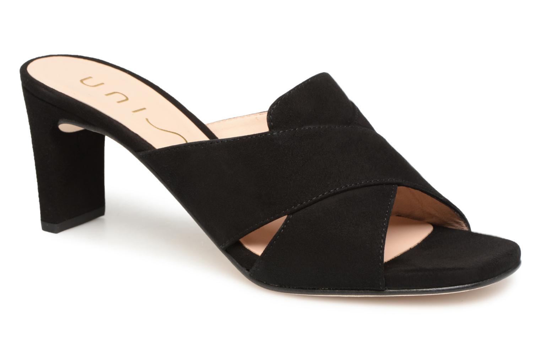 Zapatos promocionales Unisa Maggie (Negro) - Zuecos   Zapatos casuales salvajes