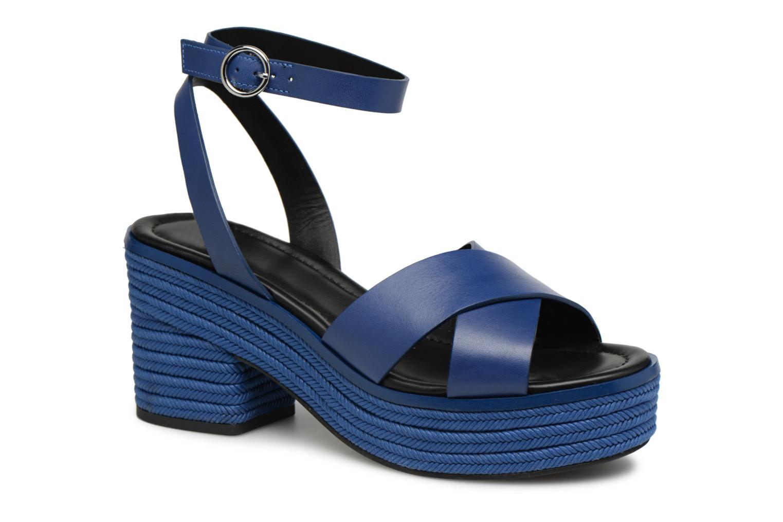 Zapatos promocionales What For Claudette WF534 (Azul) - Sandalias   Los últimos zapatos de descuento para hombres y mujeres