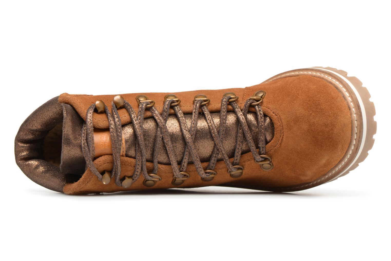 Zapatos cómodos y versátiles Les Tropéziennes par M Belarbi Montagne (Marrón) - Botines  en Más cómodo