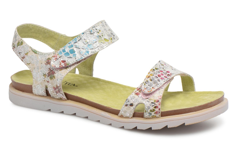 Nuevos zapatos para hombres y mujeres, descuento por tiempo limitado Laura Vita Dorry 10 (Blanco) - Sandalias en Más cómodo