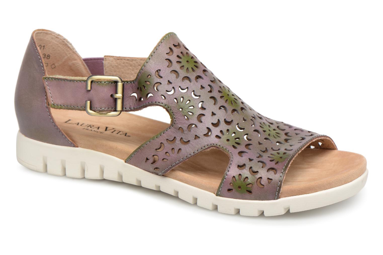 Zapatos promocionales Laura Vita Dobby 01 (Violeta) - Sandalias   Descuento de la marca