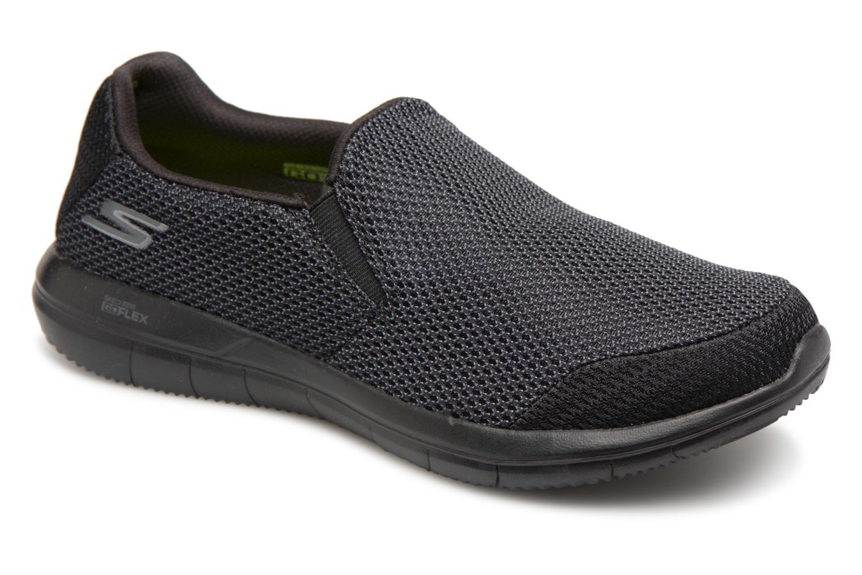 Tiempo limitado especial Skechers Go Flex 2 (Negro) - Deportivas en Más cómodo