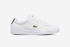 Sneakers retro-tennis casual chic Donna