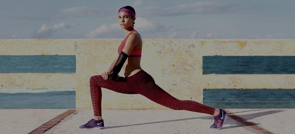 Nike Schuhe und Taschen