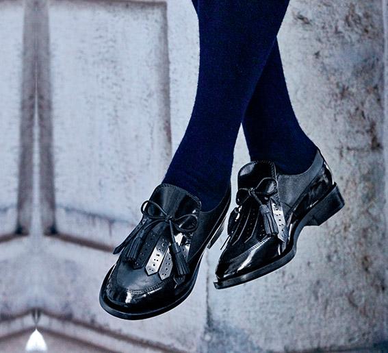Women's Geox black shoes