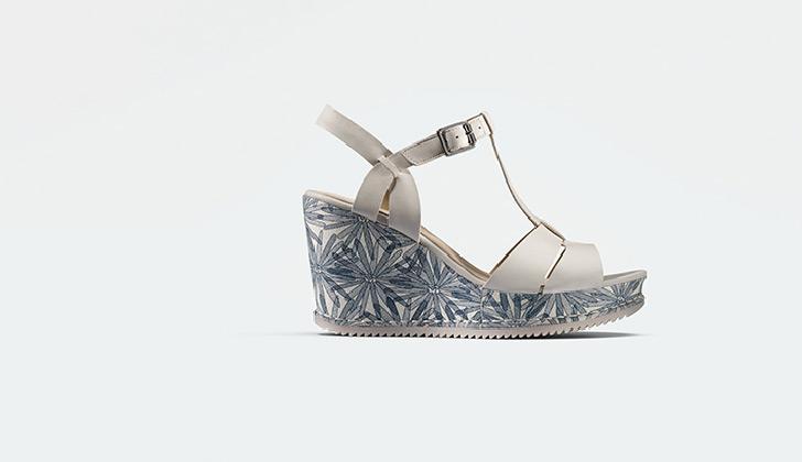 Sandales Compensées Clarks