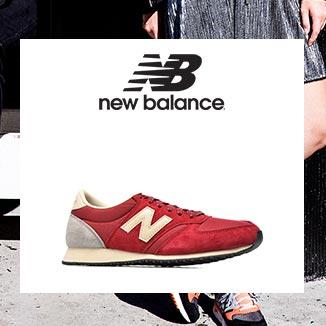 Deportivas New Balance de Mujer