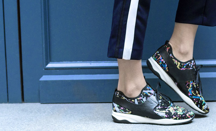 Schicke Sneaker