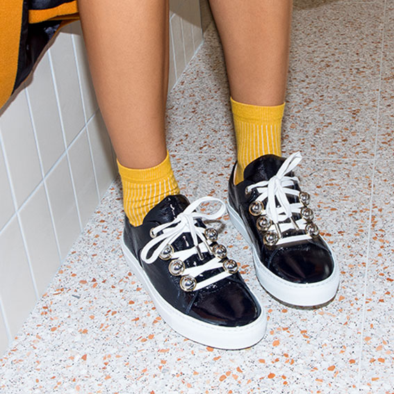 Must-haves - Designer trainers