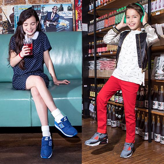 INSPIRASJON - Sneakers in the city