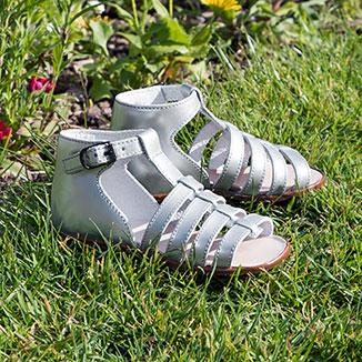 Sandales silver