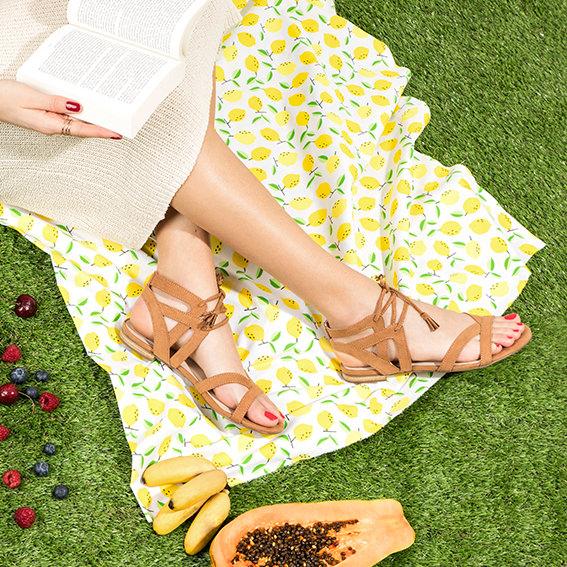 Nos sélections - Pause sandales