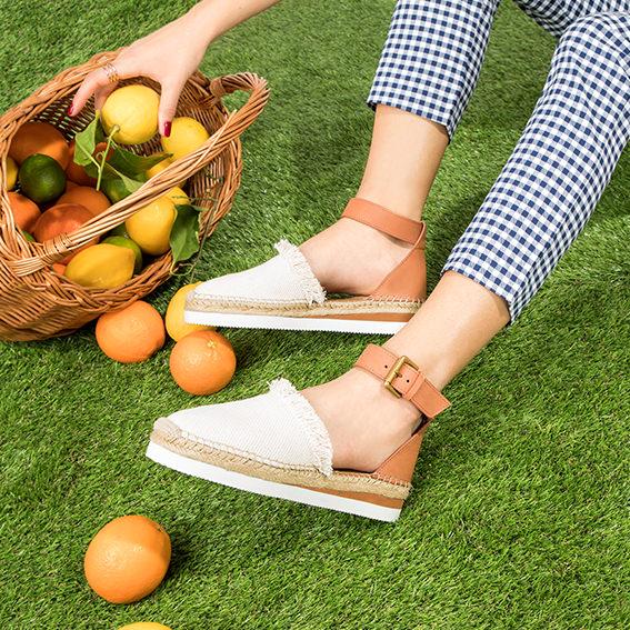 SOLDES -  Pause sandales
