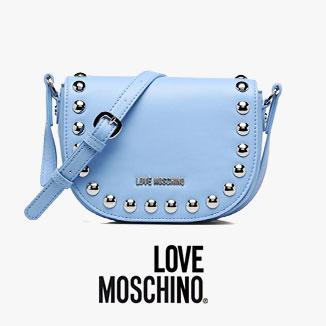 Love Moschino laukut alennuksessa