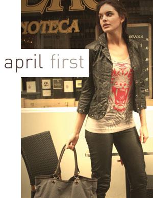 April First