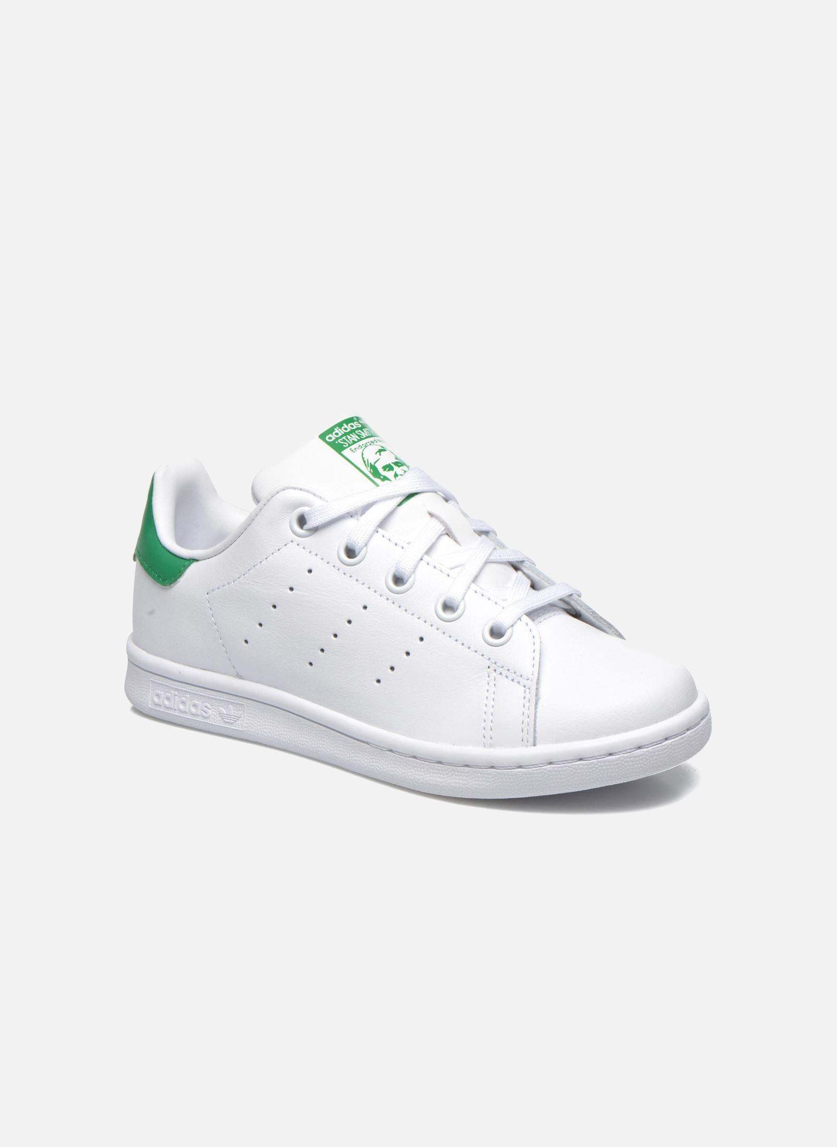 Attrayant Blanc Bleu Adidas Originals Chaussures Chaussures