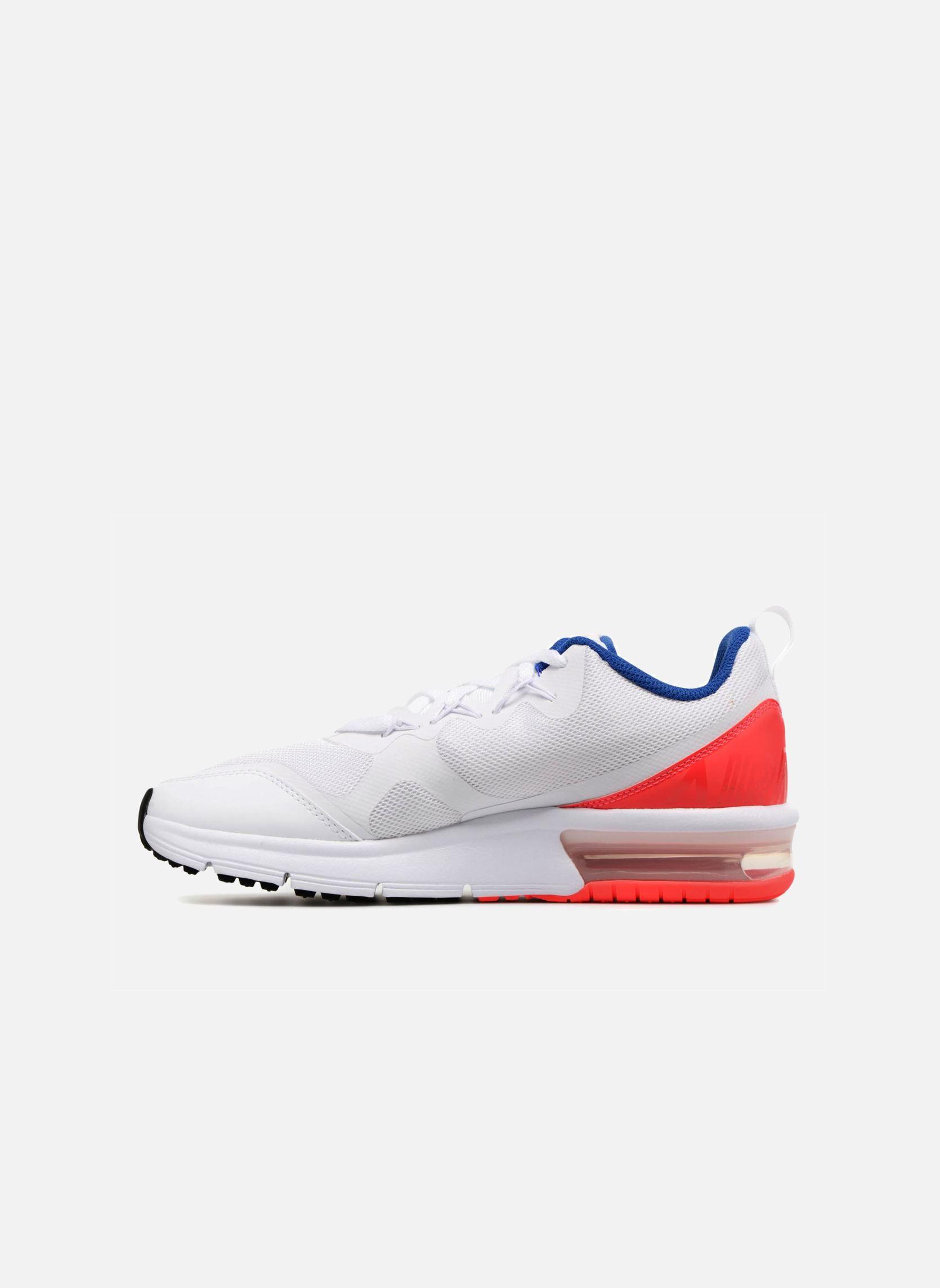 Nike Chaussures Max Blanc Fury Gs Nike Nike Baskets Air